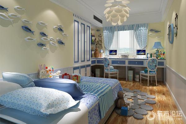 儿童房家具哪个品牌好之:多喜爱儿童家具