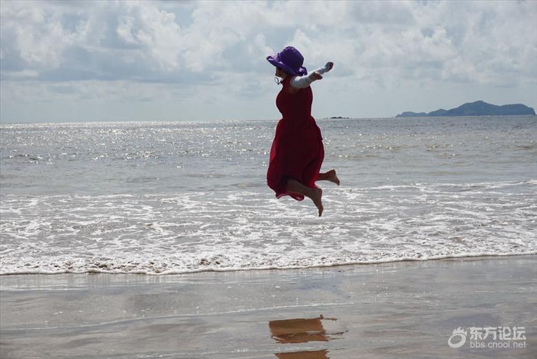 象山东旦沙滩-红石岩-方家岙游泳