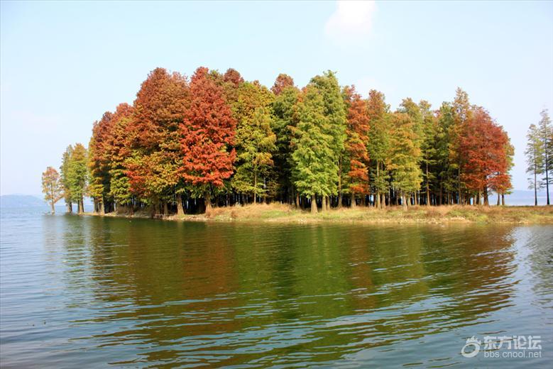 毛力水库位于江北区慈城镇毛力村,沿岸风景优美