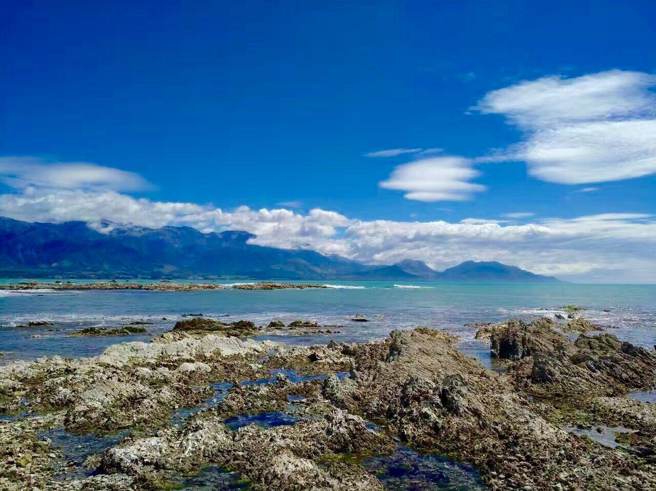 新西兰自然风光