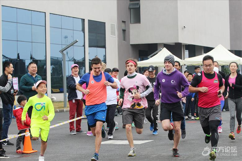 共同努力改善女性健康 赫德举办5公里粉色慈善跑