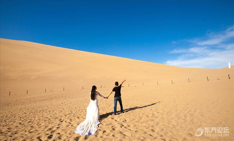 带着婚纱去旅行.穿越半个中国 为爱妻拍千张婚纱照